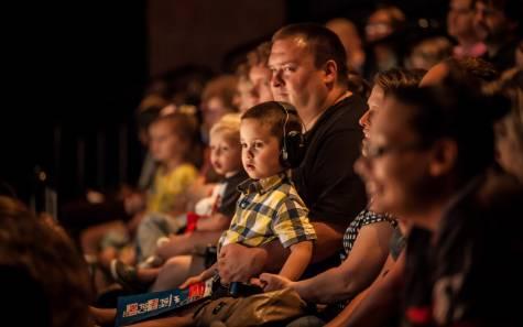 Audiences at Children's Theatre Company