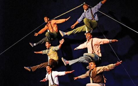 Circus Abyssinia Photo by Andrew Rees